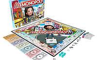 Игра Мисс Монополия Monopoly Hasbro E8424