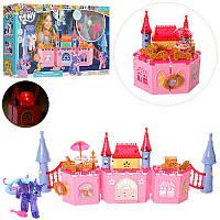 Игровой набор Замок Домик Литл Пони (my Litle Pony) свет-звук, фигурки пони, мебель, аксессуары, 1082