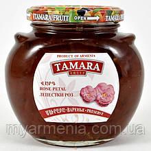 """Вірменське Варення """"Tamara"""" 400г з пелюсток троянд"""