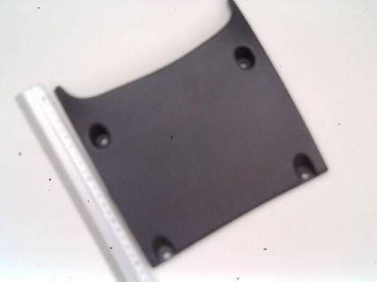 Крышка приборной панели Lanos/Sens, АвтоЗАЗ нижняя