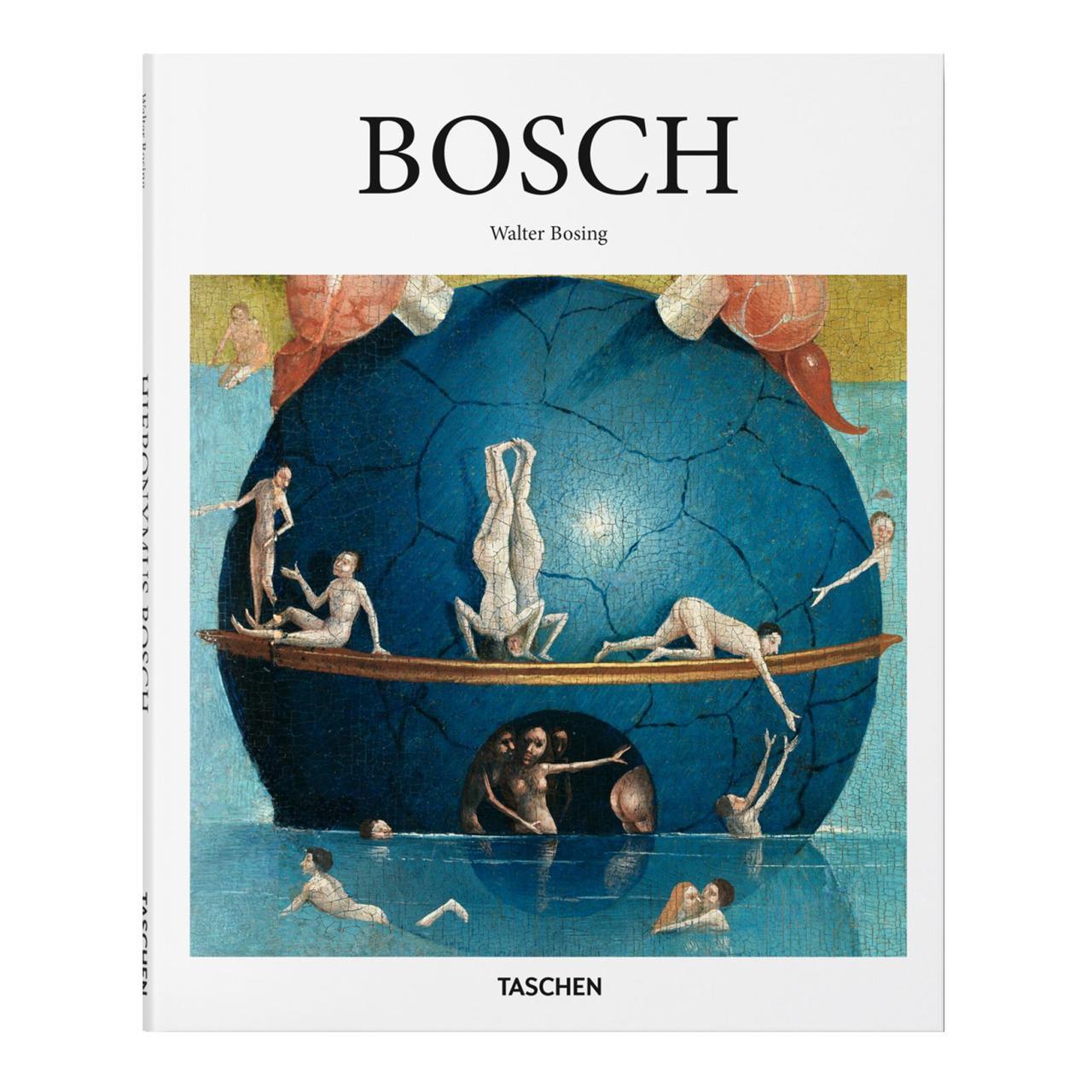 Видатні художники. Bosch by Walter Bosing.