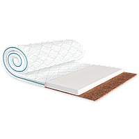 Мини-матрас Sleep&Fly mini FLEX 2в1 KOKOS жаккард 70 cm x 190 cm