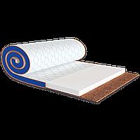 Мини-матрас Sleep&Fly mini FLEX 2в1 KOKOS стрейч 70 cm x 190 cm