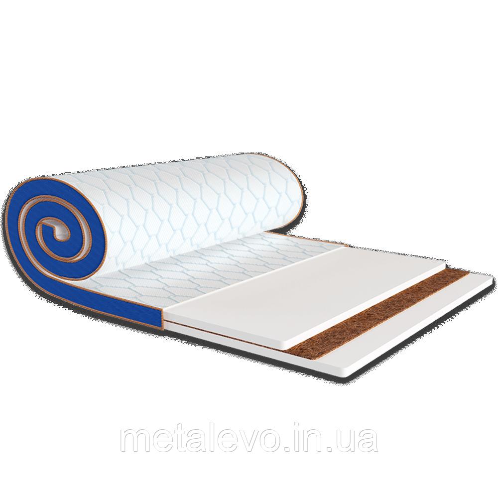 Мини-матрас Sleep&Fly mini FLEX KOKOS стрейч 70 cm x 190 cm
