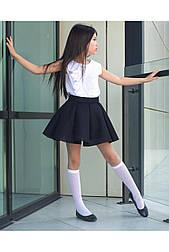 Юбка черная для девочки ТМ Barbarris