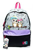 """Рюкзак детский  для девочки, размер 45*30*15 см (5 цв.) """"JINMAN""""недорого от прямого поставщика"""