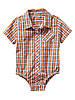 Детская боди-рубашка для мальчика  6-12 месяцев