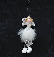 Новогодняя игрушка - ангел, фото 1