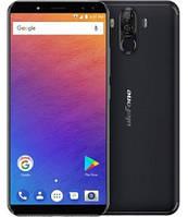 Смартфон Ulefone Power 3 6/64Gb Black, 6080mAh, 16+5/8+5Мп, 2sim, экран 6'' IPS, 4G, Helio P23, 8 ядер