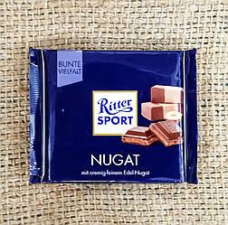Шоколад Ritter Sport Nugat 100 gram