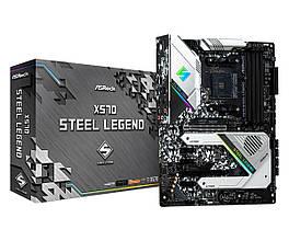 Материнська плата ASRock X570 Steel Legend Socket AM4