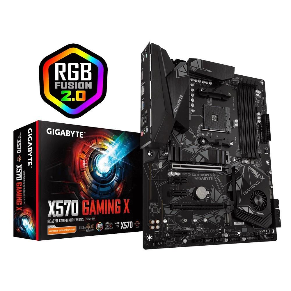 Материнская плата Gigabyte X570 Gaming X Socket AM4