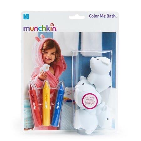 Набор для рисования в ванной Munchkin Color me bath