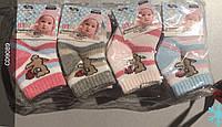 Детские утепленные носки для мальчиков Golden's оптом, 0/12 мес. Артикул: GD9089C