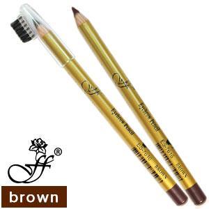 Ffleur - Карандаш для бровей ES-7616 Тон 114 коричневый