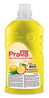 Жидкость для мытья универсальная лимон, 1 л