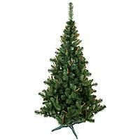 """Ёлка """"Юлия"""" с коричневыми и зелеными ветками (1.50 м / 1.80 м / 2.20 м ), фото 1"""