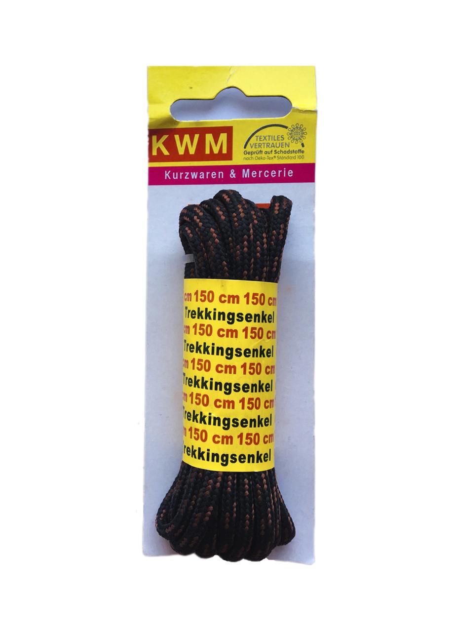 Шнурки 150 см KWM