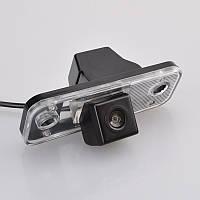 Штатная камера заднего вида My Way MW-6030. Hyundai SantaFe 2006-2012, фото 1
