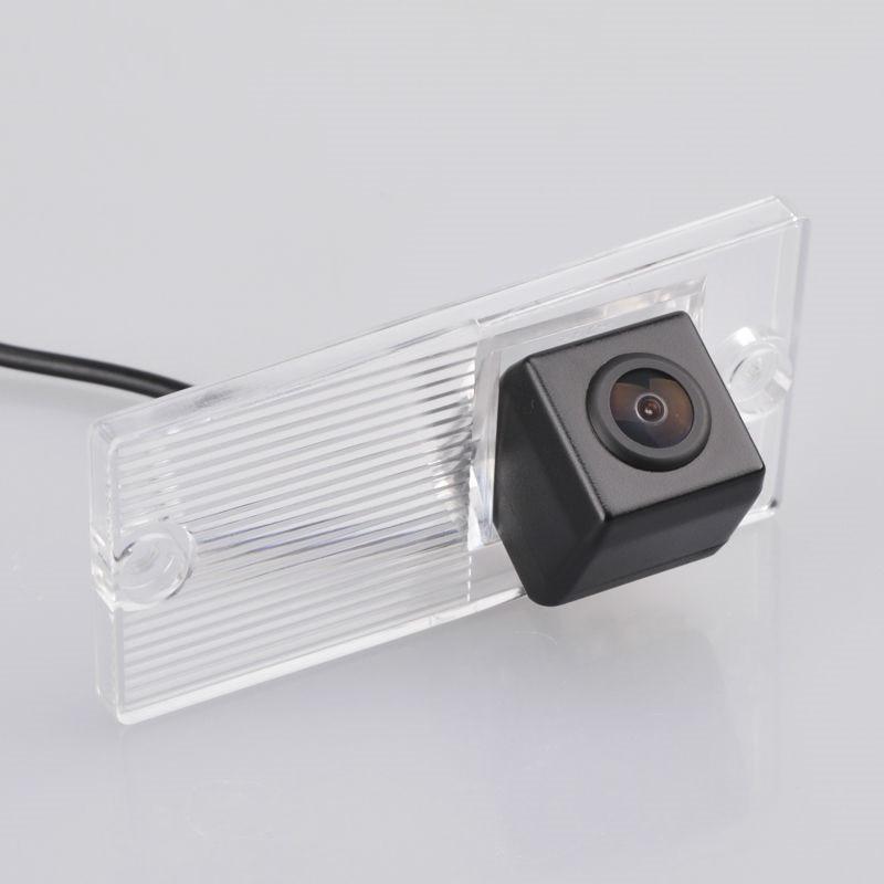 Штатная камера заднего вида My Way MW-6056 для автомобиля KIA Sportage II (2004-2010), Sorento I (2003-2006)