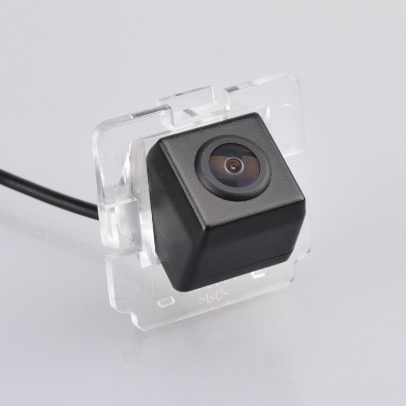 Штатная камера заднего вида My Way MW-6031 для Mitsubishi Outlander 2005-2012