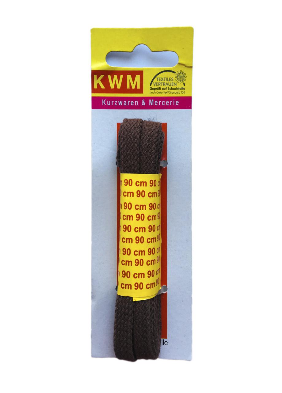 Шнурок 90 см KWM