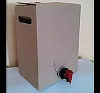 Коробка Бег-ин-бокс 10л чистая