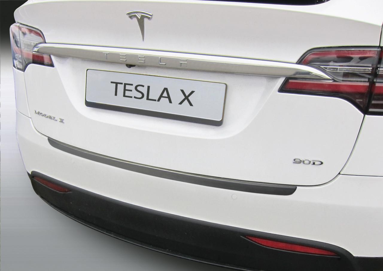 rbp800 Tesla model X 2016+ rear bumper protector