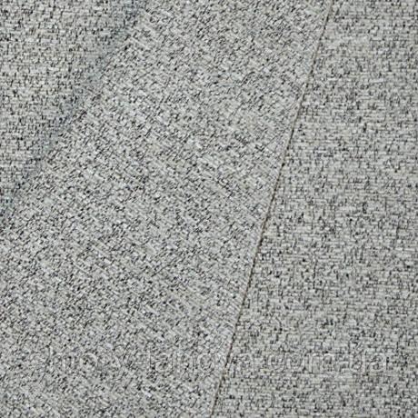 Декор шенилл палермо комбин св.серый/молочный