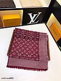 Хустку, шаль, палантин Луї Вітон з люрексом, фото 3