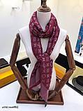 Хустку, шаль, палантин Луї Вітон з люрексом, фото 2