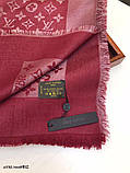 Хустку, шаль, палантин Луї Вітон з люрексом, фото 8