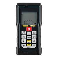 Измеритель расстояния лазерный TLM 330 (р/д 0,1-100м */-1мм)(art.STHT1-77140)