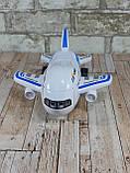 Робот самолет трансформер Airbus SAMO 8995, фото 4