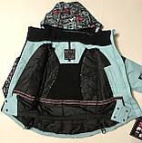 Термо Куртки для дівчаток 104-116, фото 4