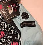 Термо Куртки для дівчаток 104-116, фото 3