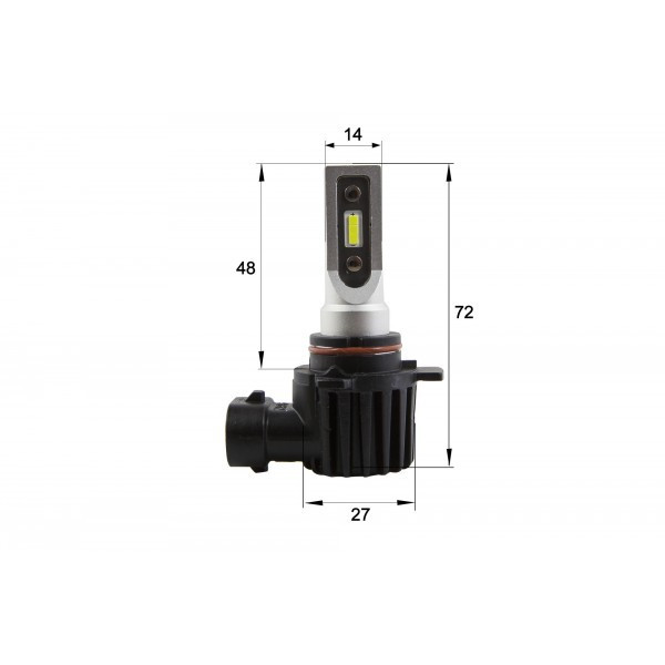 LED лампы Sho-Me F3 9012 (HIR2)
