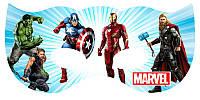 Маска картонная Мстители Марвел 2