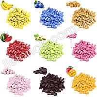 Набор Foam Chunks (фоам чанкс) - 180 шт. в коробке, американские добавки для слаймов, фото 1