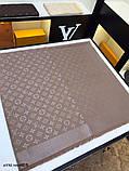Хустку, шаль, палантин Луї Вітон з люрексом, якістю ААА, фото 7