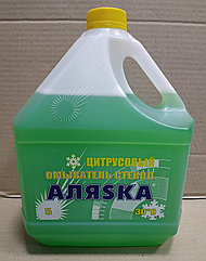 Омивач скла зимовий -30C (5л)(Цитрус) Dacia Solenza (Аляска 5328)