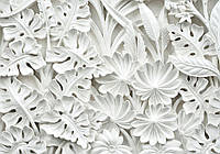 Фотообои флизелиновые 3D 416x254 см Узоры из керамики (10052CN)