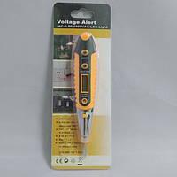 Индикатор фазы Voltage Alert 90-1000VAC/LED.Light тестер напряжения