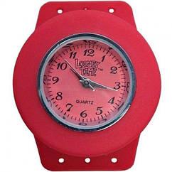Часы кварцевые Loomie Time с одной Красной оправой Rainbow Loom 7863