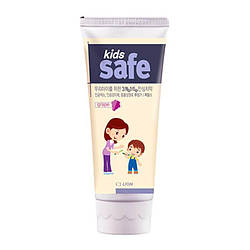 Дитяча зубна паста виноград CJ Lion Kids Safe toothpaste Grape