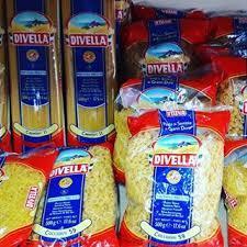 Макароны Divella в ассортименте, Италия 500 гр.