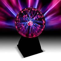 "Ночник Magic Flash Ball Плазменный шар 5"" (24), фото 1"
