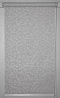 Готовые рулонные шторы 300*1500 Ткань Акант 2267 Серый, фото 1