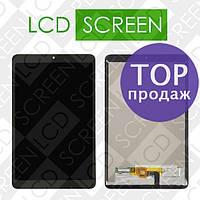 Модуль для планшета Xiaomi Mi Pad 4 MiPad 4, черный, дисплей + тачскрин