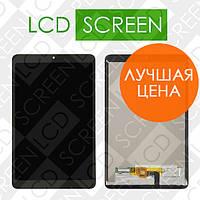 Дисплей + тачскрин для планшета Xiaomi Mi Pad 4 MiPad 4, черный, WWW.LCDSHOP.NET